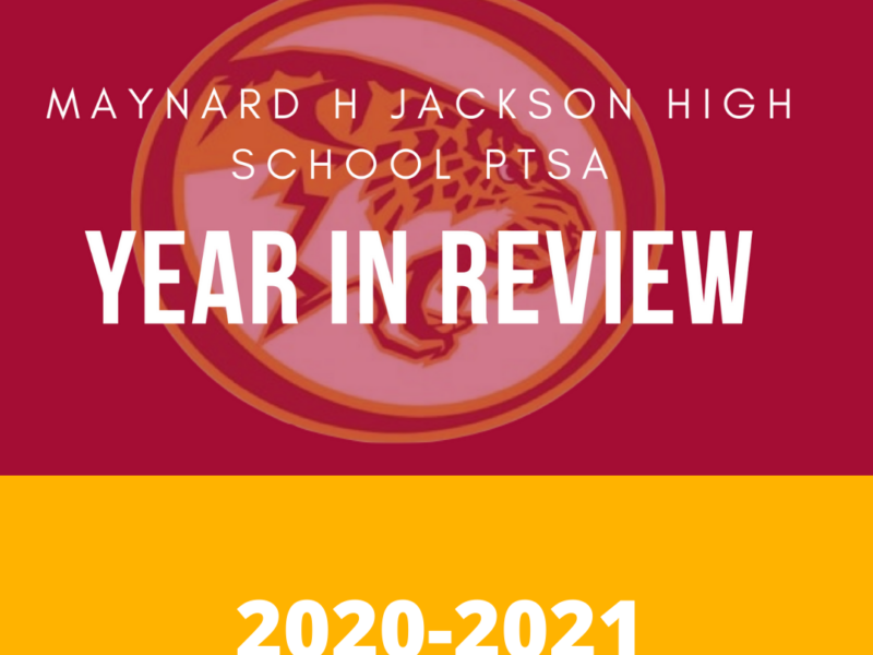 A Year in Review, 2020-2021